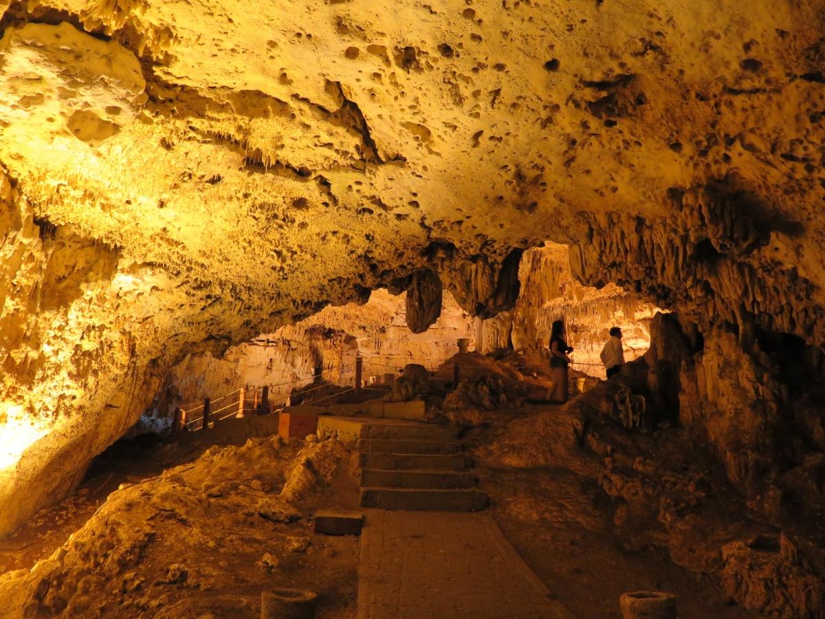 バランカンチェー洞窟
