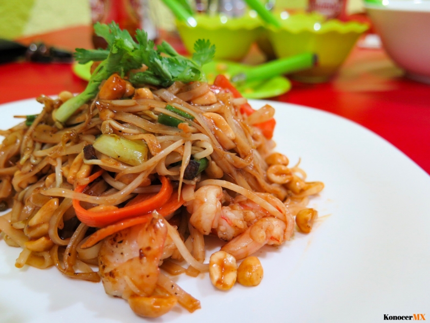 Comida Vietnam cozumel